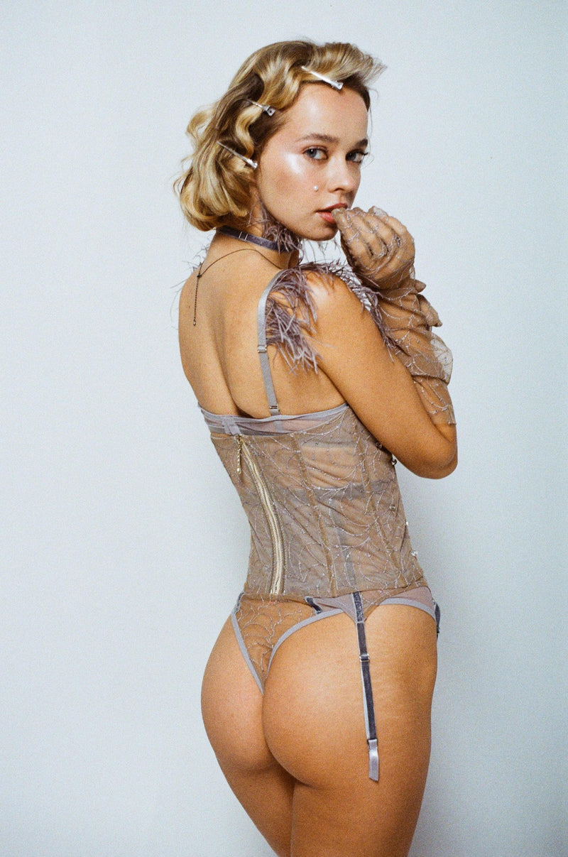 Madame de Pompadour thong briefs