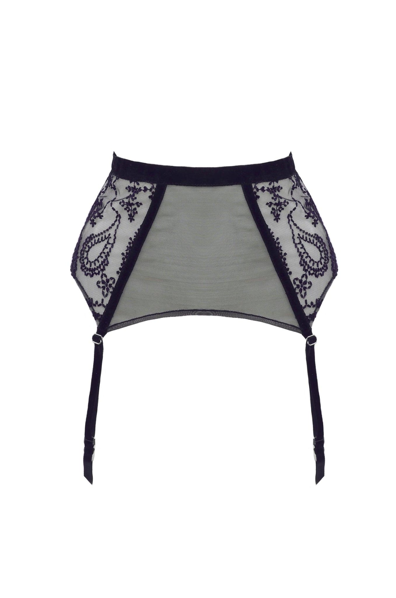 Maria-Theresien suspender belt
