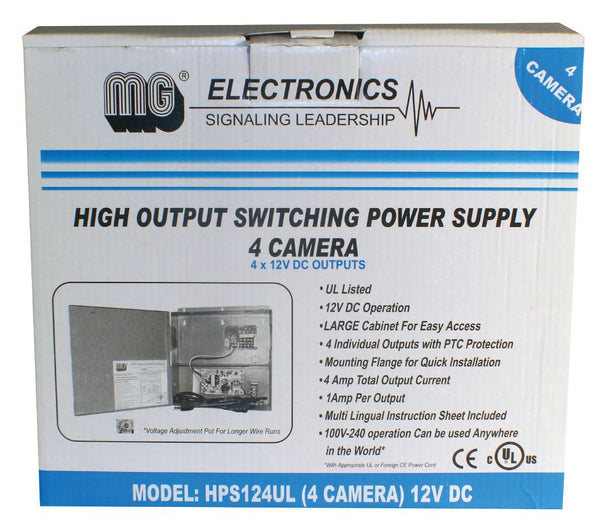 Multi-Power Supplies-4UL