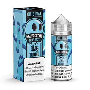 Air Factory Blue Razz 100ml Ecigared