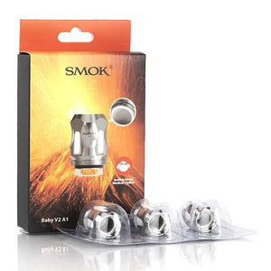 SMOK TFV8 Baby V2 A3 Replacement Coils - 3PK