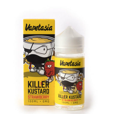 Vapetasia Strawberry Killer Kustard 100mL