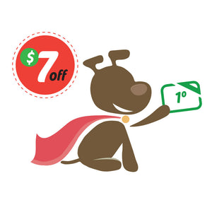 $7 off on first grooming