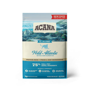 Acana Regionals Wild Atlantic Grain-Free Dry Cat Food