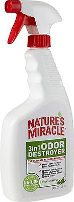 Nature's Miracle Mountain Fresh 3 in 1 Odor Destroyer Cat and Dog Supply-Le Pup Pet Supplies and Grooming