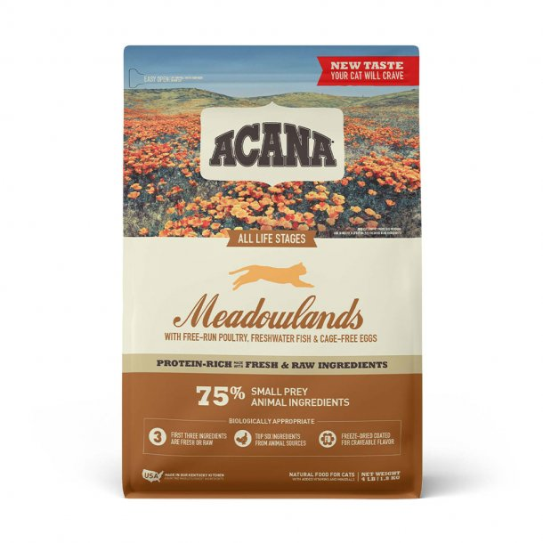 Acana Regionals Meadowland Grain-Free Dry Cat Food