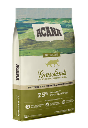 Acana Regionals Grasslands Grain-Free Dry Cat Food