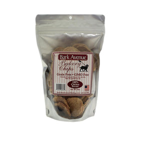 Bark Avenue Chicken Breast Chips Grain-Free Dog Treats-Le Pup Pet Supplies and Grooming