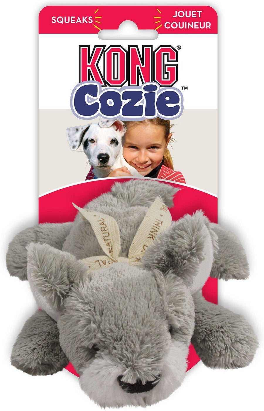 Kong Cozie Buster the Koala Dog Toy-Le Pup Pet Supplies and Grooming