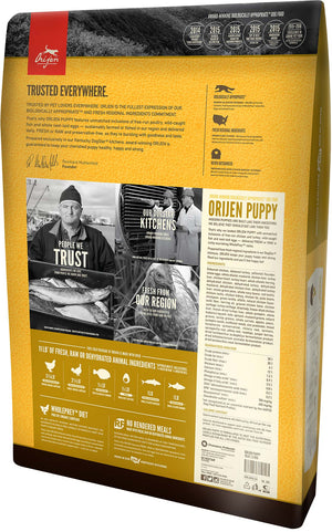 Orijen Puppy Biologically Appropriate Grain-Free Dry Dog Food-Le Pup Pet Supplies and Grooming