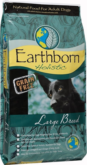 Earthborn Large Breed Grain-Free Dry Dog Food-Le Pup Pet Supplies and Grooming