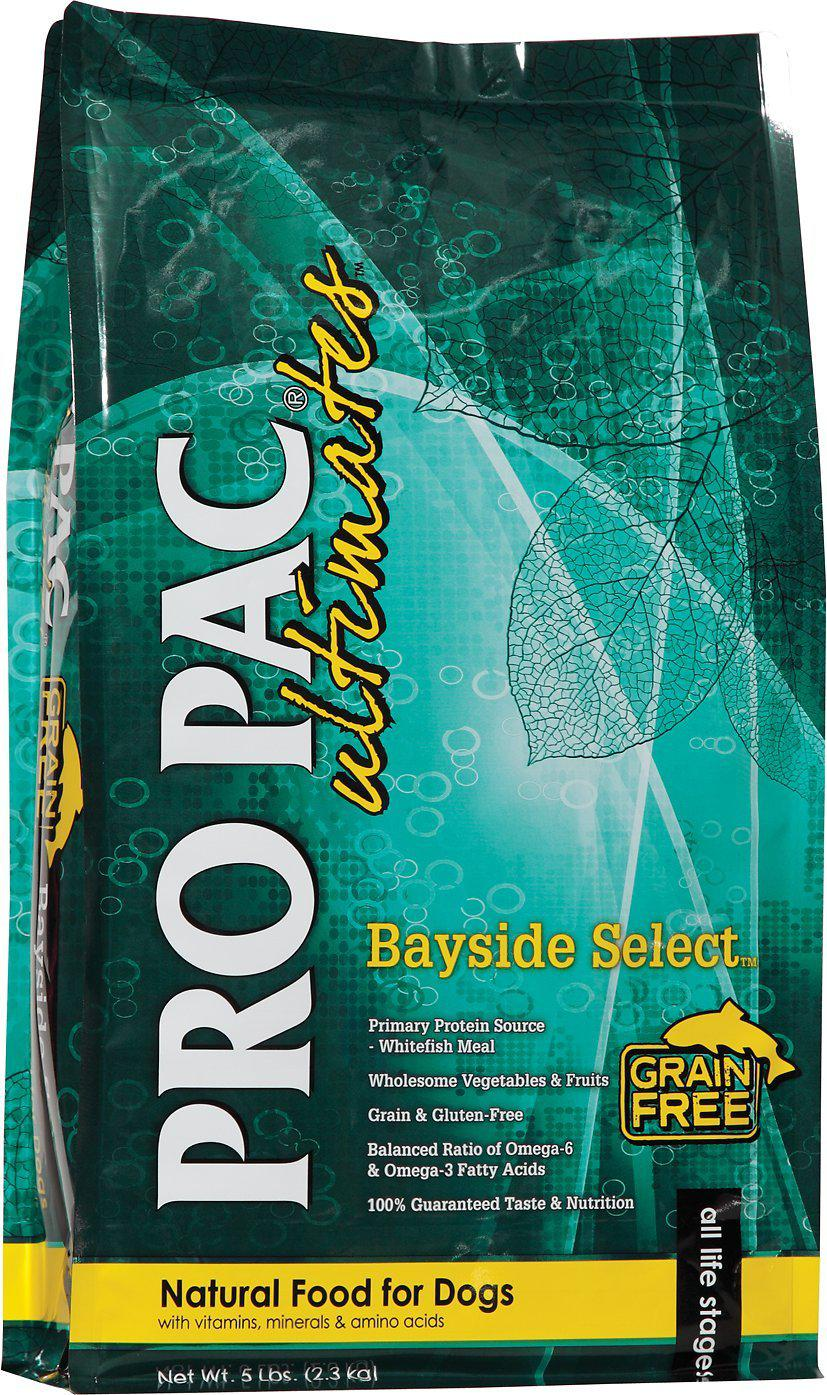 Pro Pac Ultimates Bayside Select Grain-Free Dry Dog Food-Le Pup Pet Supplies and Grooming