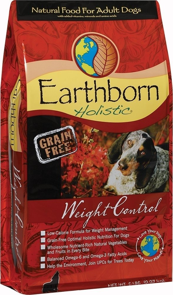 Earthborn Weight Control Grain-Free Dry Dog Food