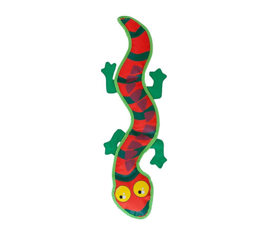 Outward Hound Fire Biterz Exotic Lizard Dog Toy-Le Pup Pet Supplies and Grooming