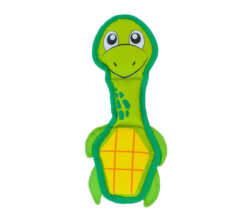 Outward Hound Fire Biterz Sea Turtle Dog Toy-Le Pup Pet Supplies and Grooming