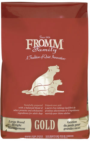 Fromm Family Gold Large Breed Weight Management Dry Dog Food