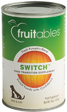 Fruitables Switch Pet Food Transition Dog & Cat Canned Food, 15-oz, case of 12-Le Pup Pet Supplies and Grooming