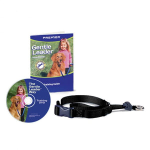 PetSafe Premier Gentle Leader Quick Release Headcollar Dog Supply-Le Pup Pet Supplies and Grooming