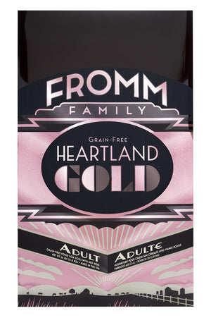 Fromm Dog Food - Heartland Gold Adult Grain-Free-Le Pup Pet Supplies and Grooming