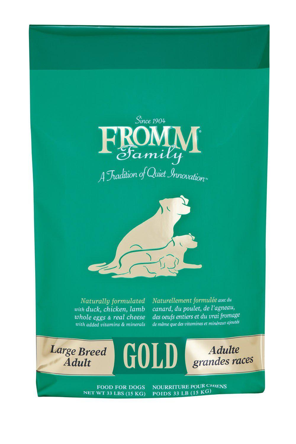 Fromm Dog Food - Gold Large Breed Adult-Le Pup Pet Supplies and Grooming
