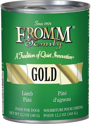 Fromm Gold Lamb Pâté Wet Dog Food-Le Pup Pet Supplies and Grooming