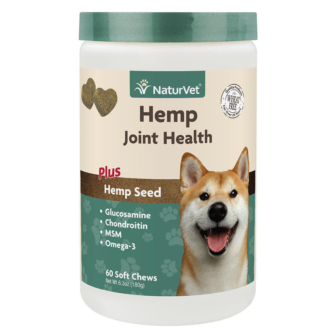 NaturVet Hemp Joint Health Soft Chews Dog Supply-Le Pup Pet Supplies and Grooming