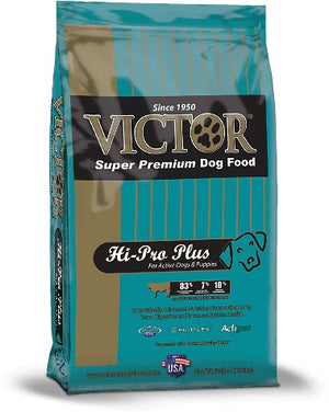 Victor Hi-Pro Plus Formula Dry Dog Food-Le Pup Pet Supplies and Grooming