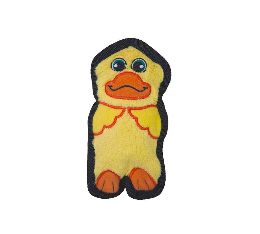 Outward Hound Invincibles Minis Ducky Dog Toy-Le Pup Pet Supplies and Grooming