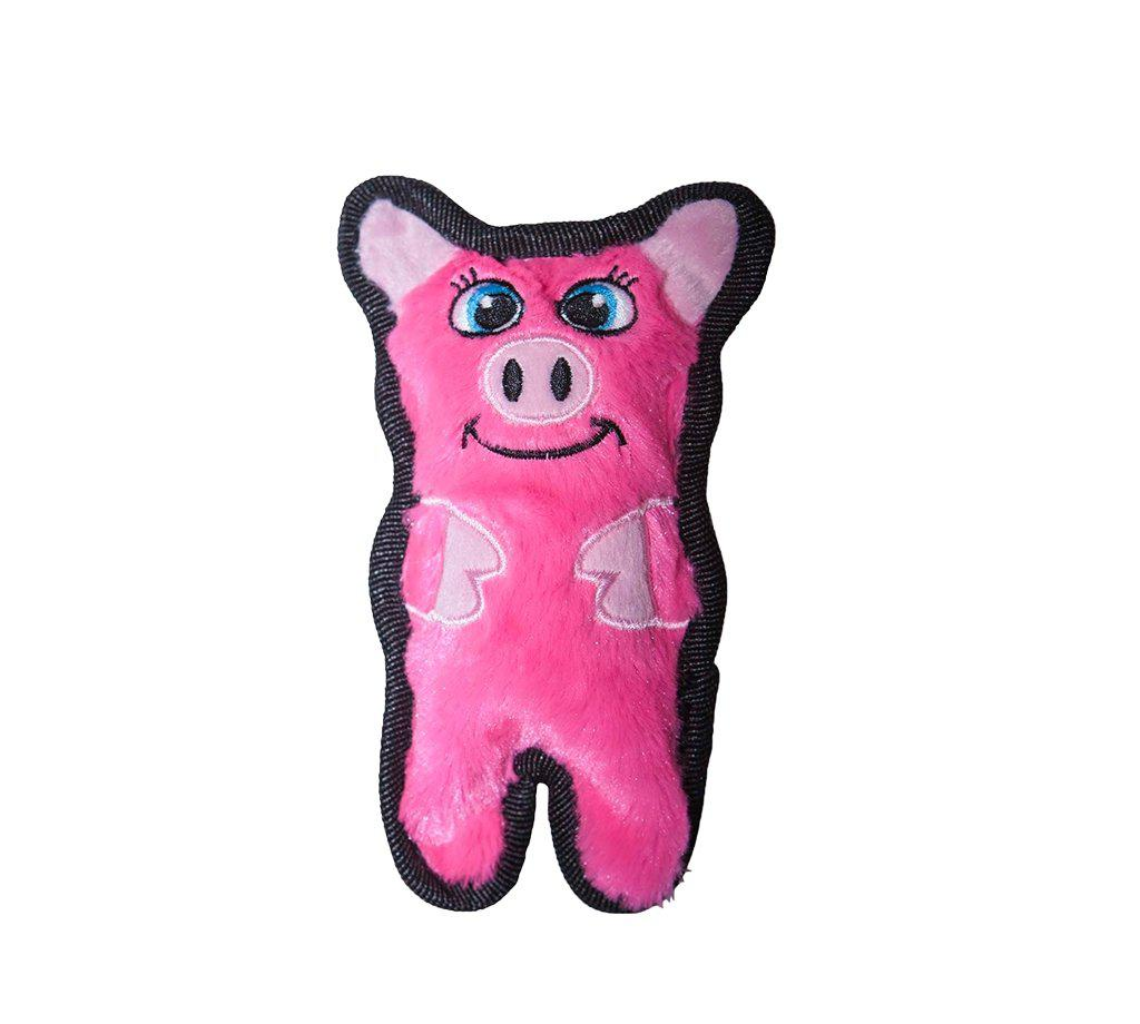 Outward Hound Invincibles Minis Pig Dog Toy-Le Pup Pet Supplies and Grooming