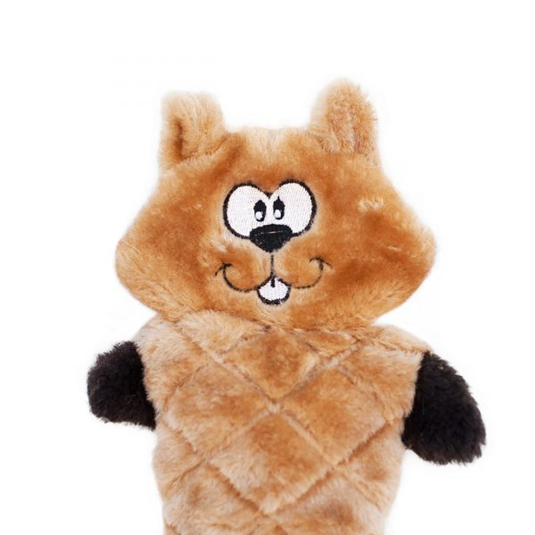 ZippyPaws Jigglerz Chipmunk Dog Toy-Le Pup Pet Supplies and Grooming
