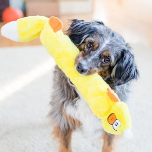ZippyPaws Jigglerz Duck Dog Toy-Le Pup Pet Supplies and Grooming
