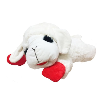 Multipet Lamb Chop Plush Dog Toy-Le Pup Pet Supplies and Grooming