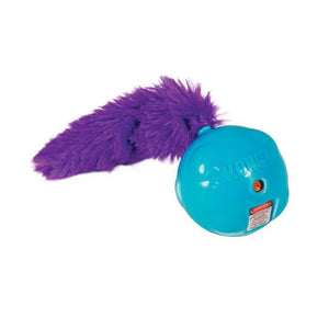 Kong Laser Craze Ball Cat Toy-Le Pup Pet Supplies and Grooming
