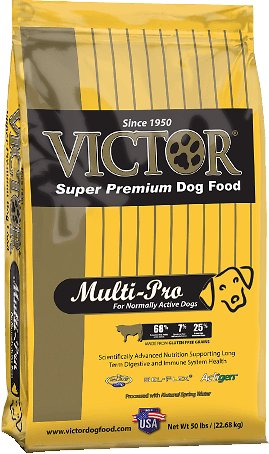 Victor Multi-Pro Dry Dog Food-Le Pup Pet Supplies and Grooming