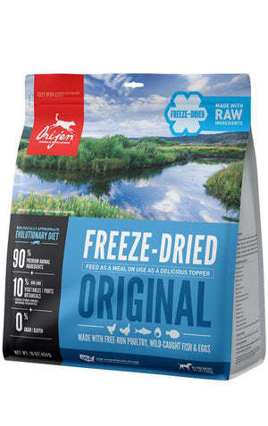 Orijen Original Grain-Free Freeze-Dried Dog Food-Le Pup Pet Supplies and Grooming