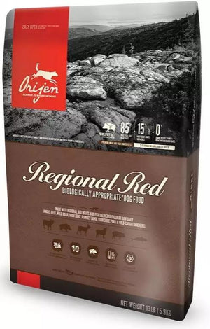 Orijen Regional Red Biologically Appropriate Grain-Free Dry Dog Food-Le Pup Pet Supplies and Grooming