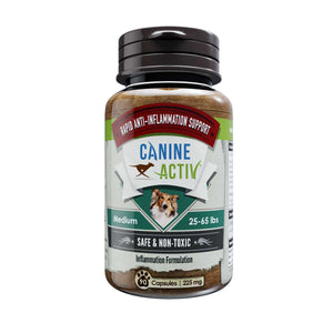 CanineActiv Fast Pain Relief Medium Breed Dog Supply-Le Pup Pet Supplies and Grooming