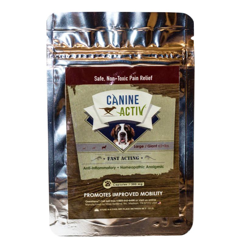 CanineActiv Fast Pain Relief Large Breed Dog Supply-Le Pup Pet Supplies and Grooming