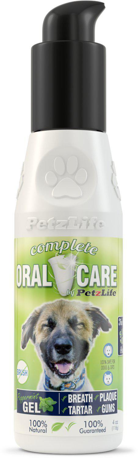 PetzLife Peppermint Oral Care Gel Dog Supply-Le Pup Pet Supplies and Grooming