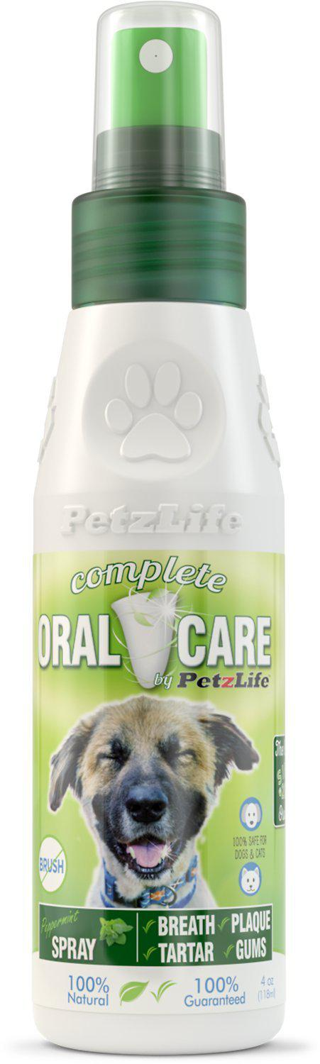 PetzLife Peppermint Oral Care Spray Dog Supply-Le Pup Pet Supplies and Grooming