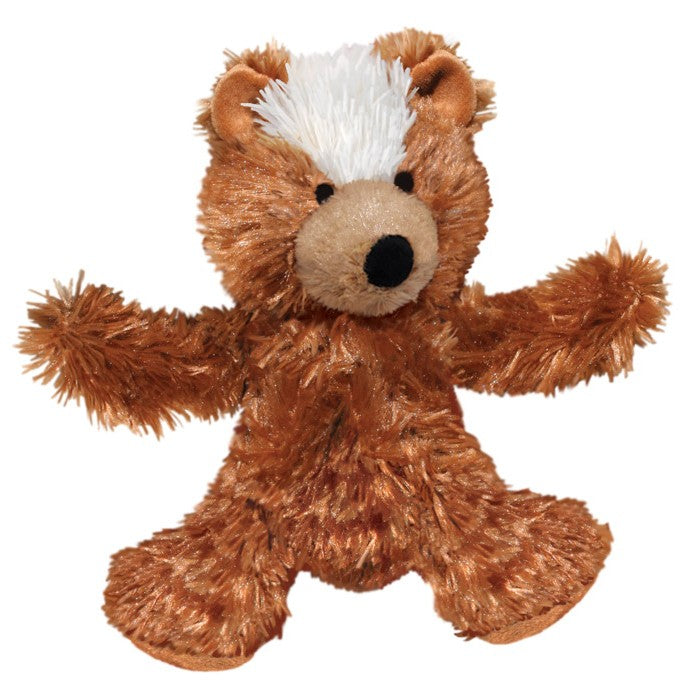 Kong Plush Teddy Bear Dog Toy-Le Pup Pet Supplies and Grooming