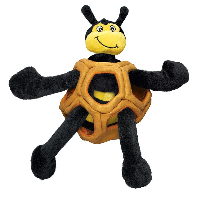 Kong Puzzlements Bee Dog Toy-Le Pup Pet Supplies and Grooming