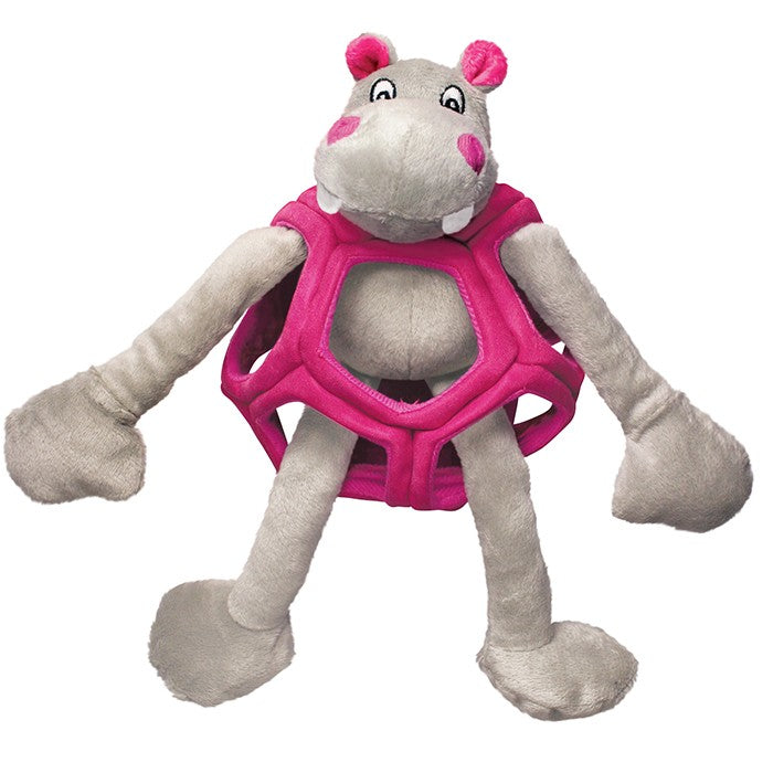 Kong Puzzlements Hippo Dog Toy-Le Pup Pet Supplies and Grooming