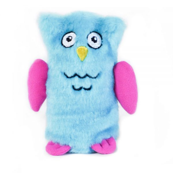 ZippyPaws Squeakie Buddie Owl Dog Toy-Le Pup Pet Supplies and Grooming