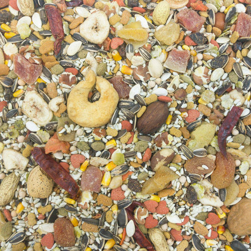 Higgins Sunburst Gourmet Blend Macaw Bird Food-Le Pup Pet Supplies and Grooming
