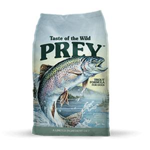 Taste of the Wild Prey Trout Dry Dog Food-Le Pup Pet Supplies and Grooming