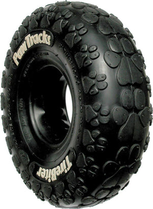 Mammoth TireBiter Extra Strength Tire PawTracks Chew Dog Toy-Le Pup Pet Supplies and Grooming
