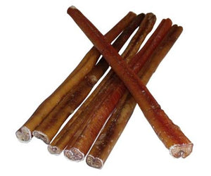 "PPC 12"" Thick Bully Stick Odorless Grain-Free Dog Treats-Le Pup Pet Supplies and Grooming"