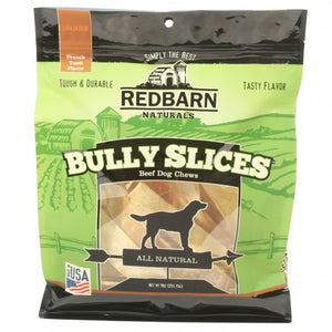 Redbarn Naturals Bully Slices French Toast Grain-Free Chews Dog Treats, 9oz.-Le Pup Pet Supplies and Grooming