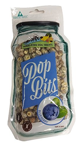 Himalayan Pop Bits Blueberry Grain-Free Dog Treats-Le Pup Pet Supplies and Grooming
